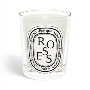 NEW Diptyque Roses Candle